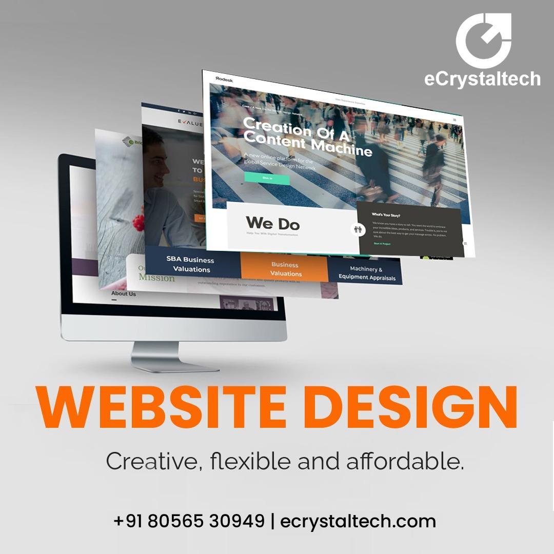 Web Designing and Creative Management